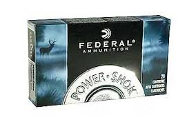 FEDERAL AMMUNITION Ammunition 7MM REM MAG 150GR SP