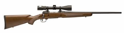 SAVAGE ARMS Rifle 10/110 TROPHY HUNTER XP
