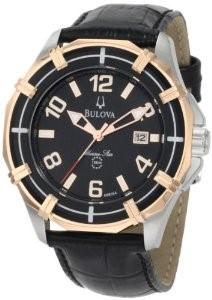 BULOVA Gent's Wristwatch 98B154