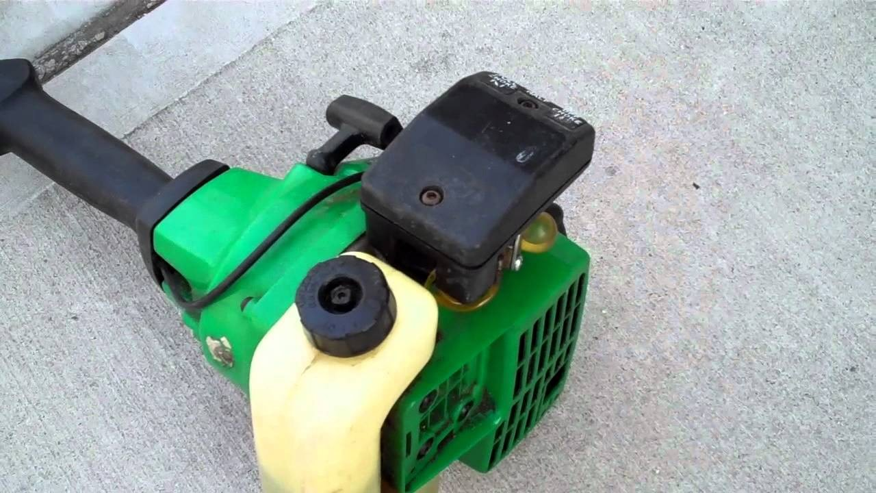 WEED EATER Lawn Edger FEATHER LITE