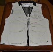 COLUMBIA SPORTSWEAR Fishing Tackle FISHING VEST