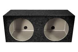 "Car Speakers/Speaker System 12"" SUBWOOFER BOX"
