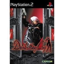 SONY Sony PlayStation 2 Game DEVIL MAY CRY PS2