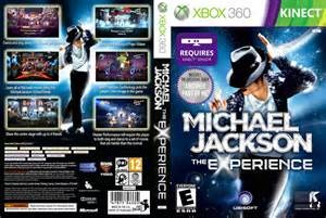 MICROSOFT Microsoft XBOX 360 Game X BOX 360 MICHEAL JACKSON THE EXPERIENCE