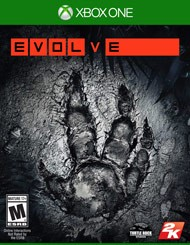 MICROSOFT Microsoft XBOX One Game EVOLVE - XBOX ONE