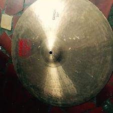 "PAISTE Cymbal 2002 20"" CRASH RIDE"