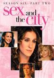 DVD BOX SET DVD SEX AND THE CITY S6 PART 2