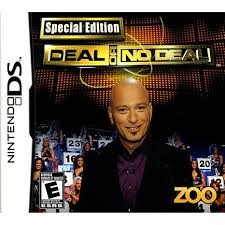 NINTENDO Nintendo DS DEAL OR NO DEAL SPECIAL EDITION