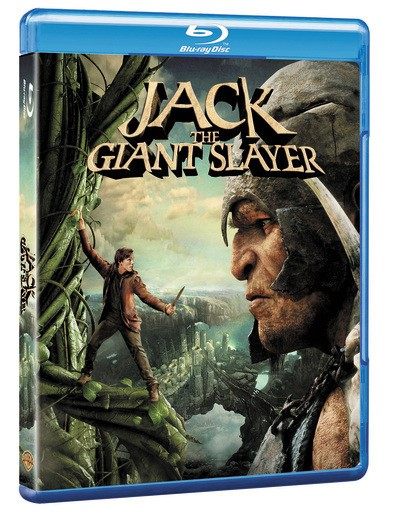 BLU-RAY MOVIE Blu-Ray JACK THE GIANT SLAYER