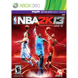 MICROSOFT Microsoft XBOX 360 Game NBA 2K13 - XBOX 360
