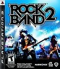 SONY Sony PlayStation 3 ROCK BAND 2 PS3