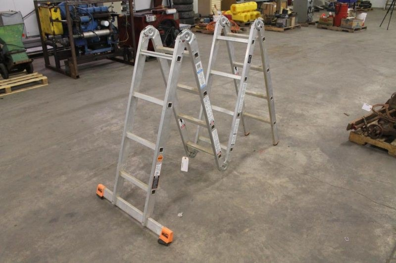 KRAUSE LADDER Ladder MULTIMATIC