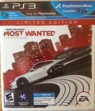 SONY Sony PlayStation 2 Game NEED FOR SPEED MOST WANTED