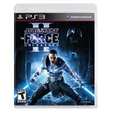 SONY Sony PlayStation 3 Game STAR WARS THE FORCE UNLEASHED II - PS3
