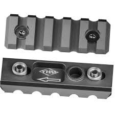 "YHM Firearm Parts 3"" SHORT PICATINNY RAIL SYSTEM"