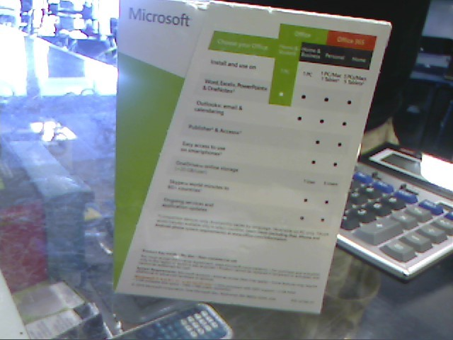 MICROSOFT Computer Accessories OFFICE HOME & STUDENT 2013