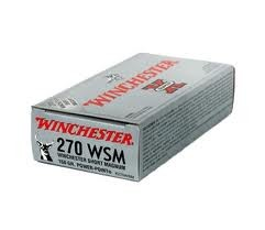 WINCHESTER Ammunition X270WSM