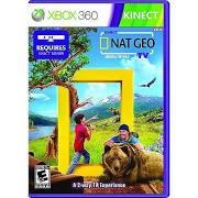 MICROSOFT Microsoft XBOX 360 NAT GEO AMERICA THE WILD
