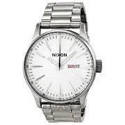 NIXON Gent's Wristwatch NEVER BE LATE WATCH