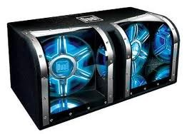 DUAL ELECTRONICS Car Speakers/Speaker System 12 INCH SUB BOX