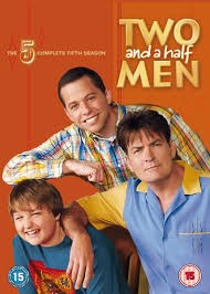 DVD BOX SET TWO AND A HALF MEN SEASON 5