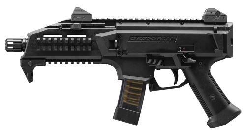 CZ USA Pistol SCORPION EVO 3 PS1