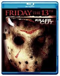 BLU-RAY MOVIE Blu-Ray FRIDAY THE 13TH KILLER CUT
