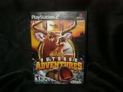 SONY Sony PlayStation 3 Game CABELAS OUTDOOR ADVENTURES