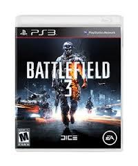 SONY PlayStation 3 Game BATTLEFIELD 3