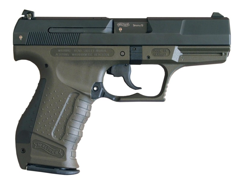 WALTHER ARMS Pistol P99 AS