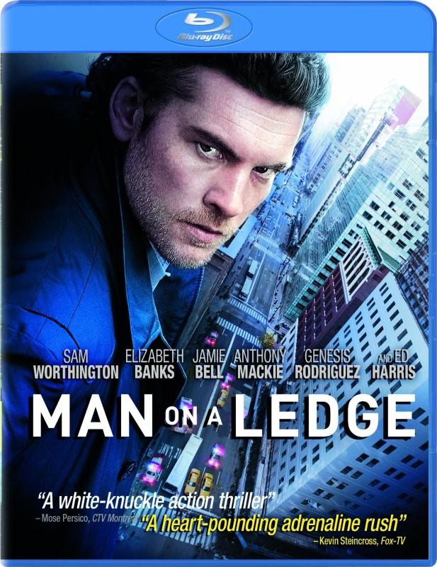 BLU-RAY MOVIE Blu-Ray MAN ON A LEDGE