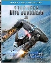 BLU-RAY 3D MOVIE Blu-Ray STAR TREK INTO DARKNESS 3D