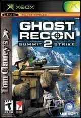 MICROSOFT Microsoft XBOX GHOST RECON 2 SUMMIT STRIKE