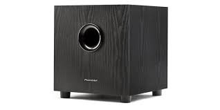 PIONEER ELECTRONICS Speakers/Subwoofer SW-8MK2