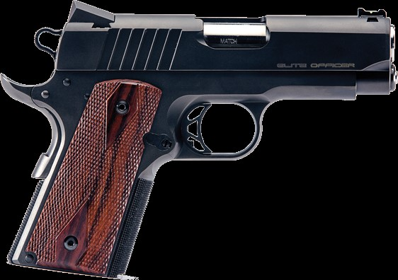 PARA USA Pistol ELITE OFFICER