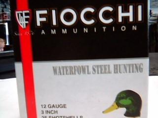 FIOCCHI AMMUNITION Ammunition 123SGWBB