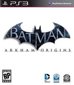 SONY Sony PlayStation 3 Game BATMAN ARKHAM ORIGINS