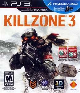 SONY Sony PlayStation 3 Game KILLZONE 3