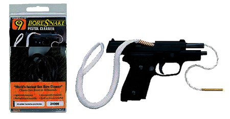 HOPPE'S Accessories BORE SNAKE PISTOL CLEANER