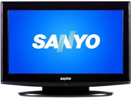 SANYO Flat Panel Television DP26640