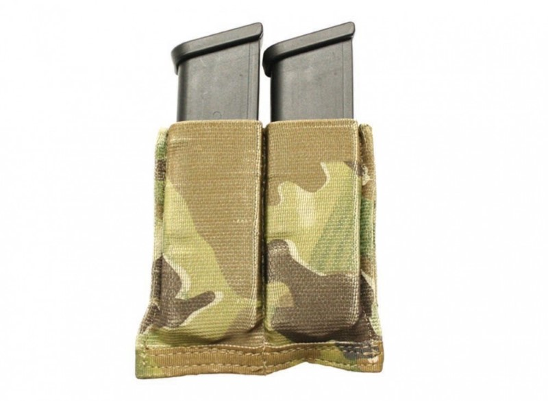 BLUE FORCE GEAR Accessories TEN SPEED DOUBLE PISTOL MAG POUCH