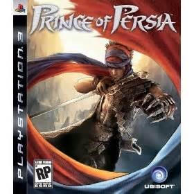 SONY Sony PlayStation 3 Game PRINCES OF PERSIA