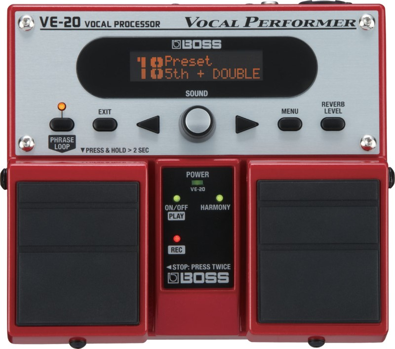 BOSS Effect Equipment VE-20