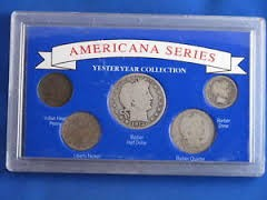 UNITED STATES Mint Set AMERICANA SERIES YESTER YEAR COLLECTION