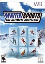 NINTENDO Nintendo Wii Game WII WINTER SPORTS THE ULTIMATE CHALLENGE