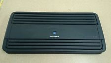 ALPINE ELECTRONICS Car Amplifier MRP-M2000