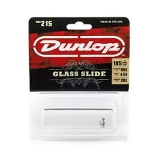 DUNLOP Musical Instruments Part/Accessory 215 GLASS SLIDE
