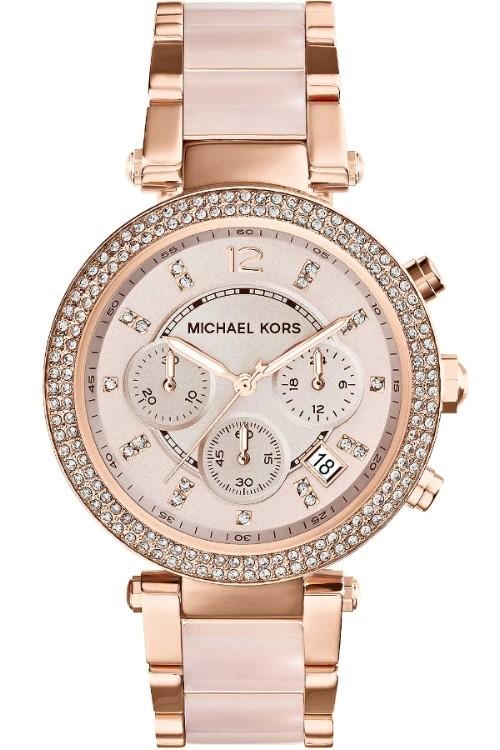 MICHAEL KORS Lady's Wristwatch MK-5896 LDS WATCH
