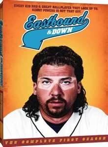 DVD BOX SET DVD EASTBOUND & DOWN SEASON 1