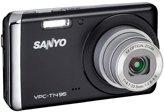 SANYO Digital Camera VPC-T1495